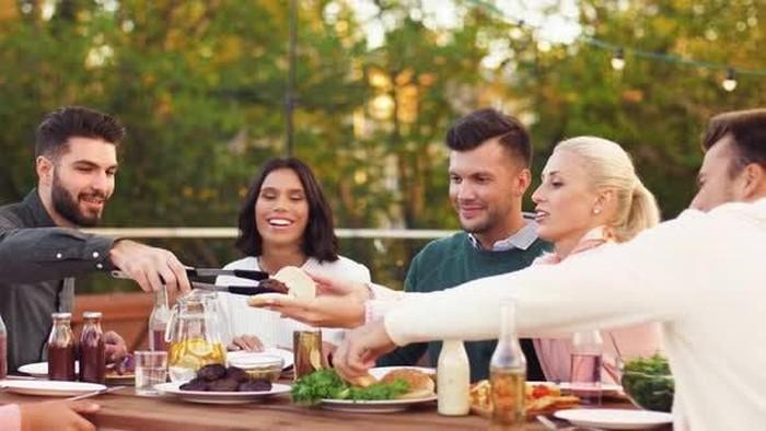 5 Tips untuk Makan Sehat